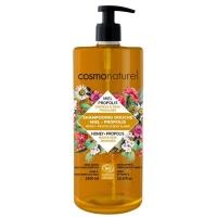 Cosmo Naturel  Shampooing douche bio Miel Propolis 1L - Gravier