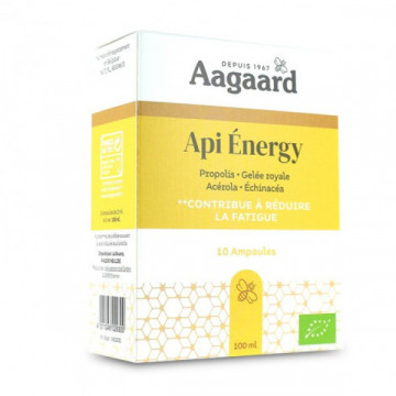Api Energy Propolin® Ampoules - Aagaard