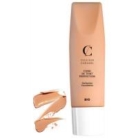 Fond de teint Perfection No 34 Beige orangé 35ml - Couleur Caramel maquillage minéral teint Aromatic provence