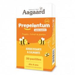 Pastilles à la propolis pour enfant - Propolentum Kids - Aagaard