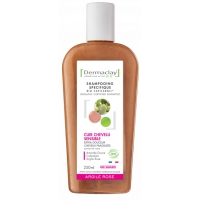 Shampoing bio Extra douceur Cheveux Fragiles Et Délicats 250ml - Dermaclay shampooing bio Aromatic provence