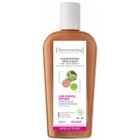 Shampooing Argile Rose Cheveux fragiles et délicats Capilargil 400ml Dermaclay shampooing bio Aromatic provence