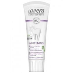 Dentifrice whitening agents bambou et fluorure 75 ml - Lavera Classic