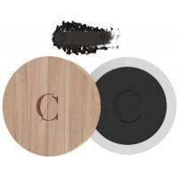 Ombre à paupières No 023 noir mat 1.7gr - Couleur Caramel - Aromatic Provence maquillage bio des yeux