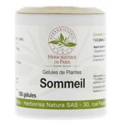 Sommeil Action 5 Plantes 100 gélules - Herboristerie de Paris