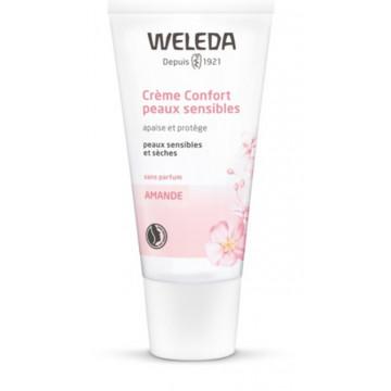 Crème confort peaux sensibles 30ml Weleda