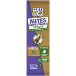 Lot de 5 Pièges à Mites alimentaires Mottlock® - Aries