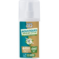 Spray Anti-moustique pour la peau - Ariès