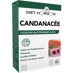 Candinacée Solution Candida 60 comprimés - Diet Horizon