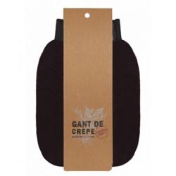 Gant de crêpe noir - Tadé