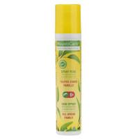 Mousticare Spray peau anti-moustiques Protection naturelle Famille eucalyptus citriodora Aromatic provence