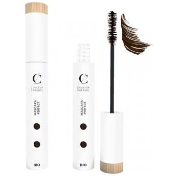 Mascara Perfect No 42 brun velours volumateur 6 ml - Couleur Caramel