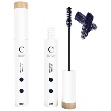 Mascara perfect volumateur No 43 bleu incandescent 6 ml - Couleur Caramel