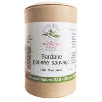 Bardane Pensée Sauvage 150 gélules végétales Herboristerie de paris Aromatic provence