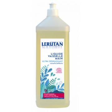 Liquide vaisselle main ultra-dégraissant 1L - Lérutan