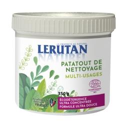 Pâte de Nettoyage Multi-usages Patatout + son éponge 350gr Lérutan