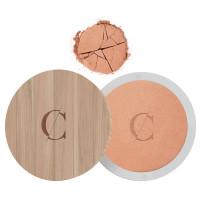 Terre Caramel No 22 Brun orangé nacré effet bronzé 8.5g - Couleur Caramel - Aromatic Provence maquillage du teint