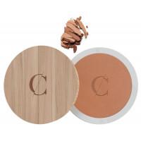 Terre Caramel N°28 Halé nacré effet bronzé 8.5g - Couleur Caramel - Aromatic Provence