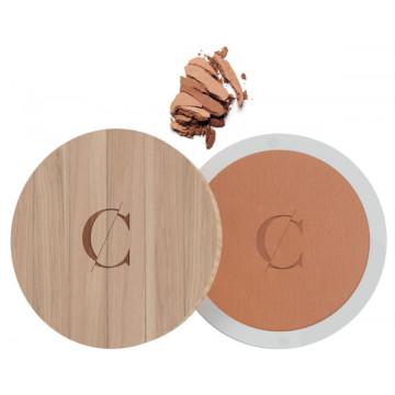 Terre Caramel No 28 Halé nacré effet bronzé 8.5g - Couleur Caramel