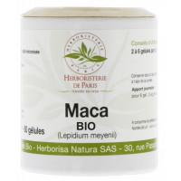 Maca Racine Bio 500mg 60 gélules - Herboristerie de paris vitalité et vigueur Aromatic provence