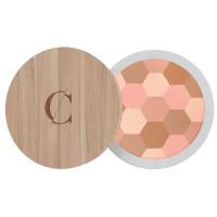 Poudre mosaique No 232 teint clair - Couleur Caramel - Aromatic provence maquillage minéral