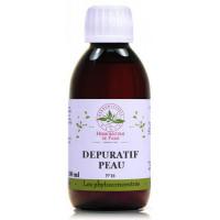 Phyto concentré Dépuratif Peau 200ml - Herboristerie de Paris pureté bardane pensée sauvage Aromatic provence