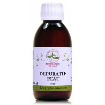Phyto concentré Dépuratif Peau 200ml - Herboristerie de Paris
