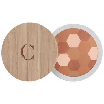 Poudre mosaique No 233 teint mat - Couleur Caramel