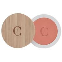Fard à joues n 51 Pêche 3.3 gr - blush joues Couleur Caramel, maquillage bio, aromatic provence