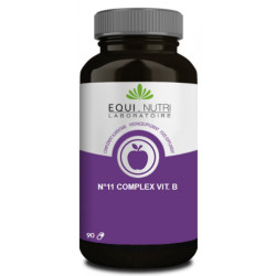 Complexe  vitamines B 90 gélules - Equi-nutri