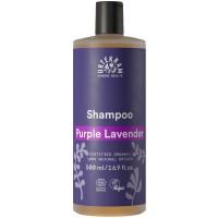 Shampooing Purple Lavender cheveux normaux et secs 500ml - Urtekram