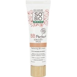 BB Crème Perfect 5 en 1 FPS10 Clair 30ml - So Bio Etic