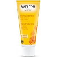 Crème protectrice au calendula 75 ml - Weleda crème visage bio,  Soins du visage bio Aromatic Provence