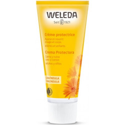 Crème protectrice au calendula 75 ml - Weleda
