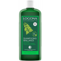 Shampooing brillance ortie 250 ml - Logona silicium soie Aromatic provence
