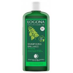 Shampooing brillance à l'ortie bio 250 ml - Logona