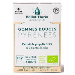 Gomme douces des Pyrénées 30g - Ballot-Flurin