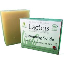 Shampooing solide cheveux normaux à gras Lactéis 110 gr - Le Domaine de Tamara