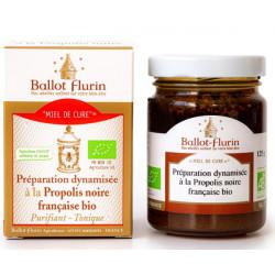 Miel de cure - Propolis noire - Ballot-Flurin