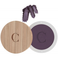 Ombre à paupières No 036 Mauve sombre mat 1.7 gr - Couleur Caramel maquillage bio - Aromatic Provence
