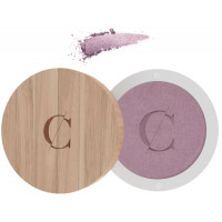 Ombre à paupières No 041 mauve nacré 1.7g - Couleur Caramel - maquillage bio Aromatic Provence