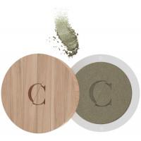 Ombre à paupières No 042 vert nacré 1.7g - Couleur Caramel maquillage bio dégradés - Aromatic Provence