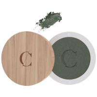 Ombre à paupières No 050 vert bleuté nacré 1.7g - Couleur Caramel maquillage - Aromatic Provence
