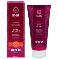 Shampooing ayurvédique Amla 200 ml - Khadi, shampoing revitalisant bio aromatic provence