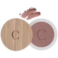Ombre à paupières No 055 cuivre nacré 1.7g - Couleur Caramel - maquillage bio Aromatic Provence