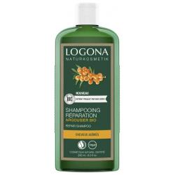 Shampooing réparateur Argousier Bio 250ml - Logona