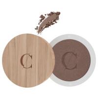 Ombre à paupières n°067 chocolat cuivré nacré 1.7g - Couleur Caramel - Maquillage bio Aromatic provence