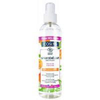 Spray démêlant sans rinçage 200ml - Coslys produit de soin capillaire aloe vera abricot bio Aromatic provence