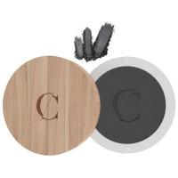 Ombre à paupières No 074 Gris anthracite mat - Couleur Caramel maquillage bio - Aromatic Provence