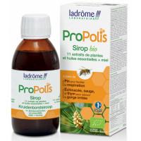 Sirop à la propolis bio avec echinacée et thym 150 ml - Ladrôme, sirop à la Propolis Ladrôme Aromatic provence